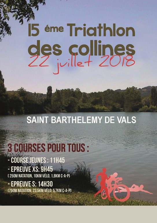 triathlon 3 collines